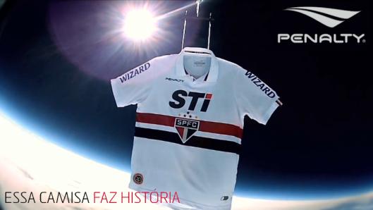 camisa sao paulo penalty faz historia