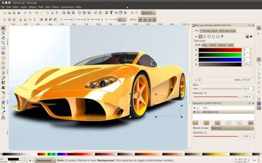 Programa free para você Designer/Publicitário #2 Inkscape